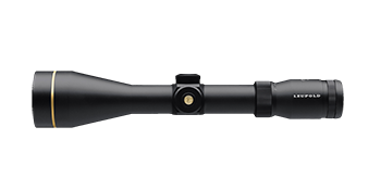 VXR 3-9x50mm scope profile view