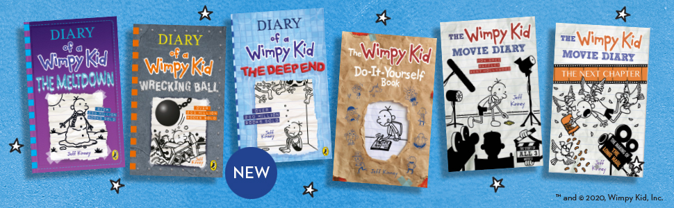 Diary Of A Wimpy Kid The Deep End Book 15 Amazon Co Uk Kinney Jeff Books