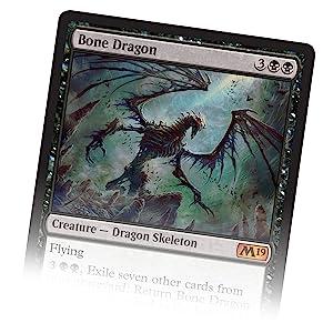 Bone Dragon Mythic Rare Creature M19