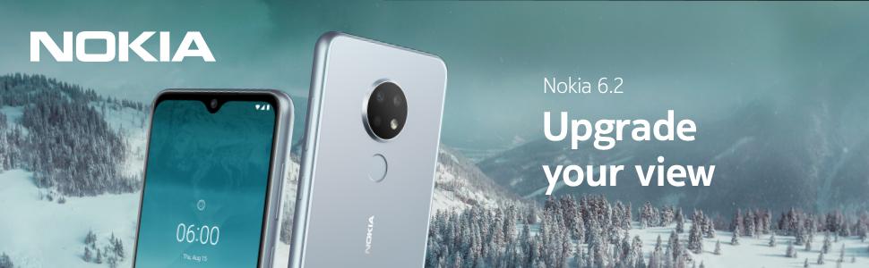 Nokia 6.2 hero
