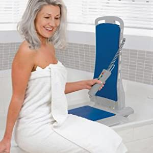 Amazon Com Drive Medical Whisper Ultra Quiet Bath Lift