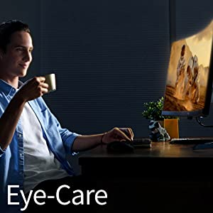 Industry-Leading Eye-Care Technology (BenQ EX3501R)