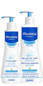 Mustela Bath Time Set