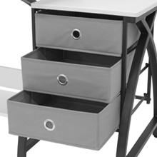 storage drawers, storage, cloth drawers, craft supplies, art supplies, supply storage