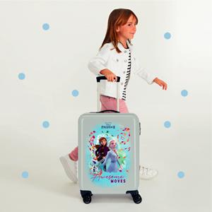 maleta de cabina disney frozen 2