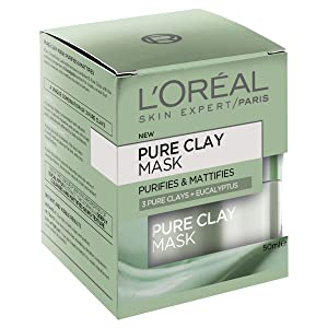 loreal paris pure clays purifying
