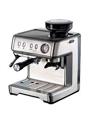 Ariete 1313 Cafetera Espresso de Metal Monodosis, 1600W, 15 Bars ...