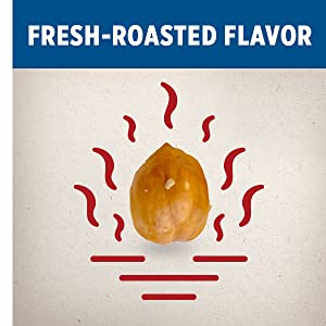 DAVIDs energy boosting snack mixes are fresh roasted with flavor