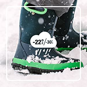 Bogs Insulated Rain Boots