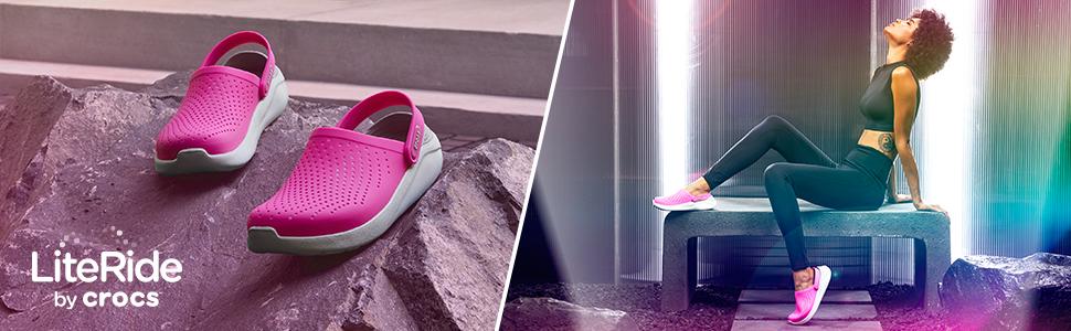Crocs Women's LiteRide Sandal   Sandals