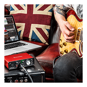 Ideal for Singer-Songwriters and Guitar Players