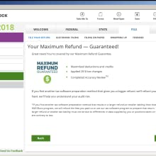 Maxium Refund Guarantee