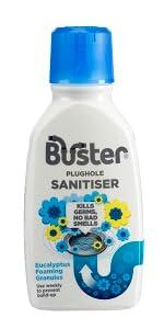 Buster Sanitiser Granules