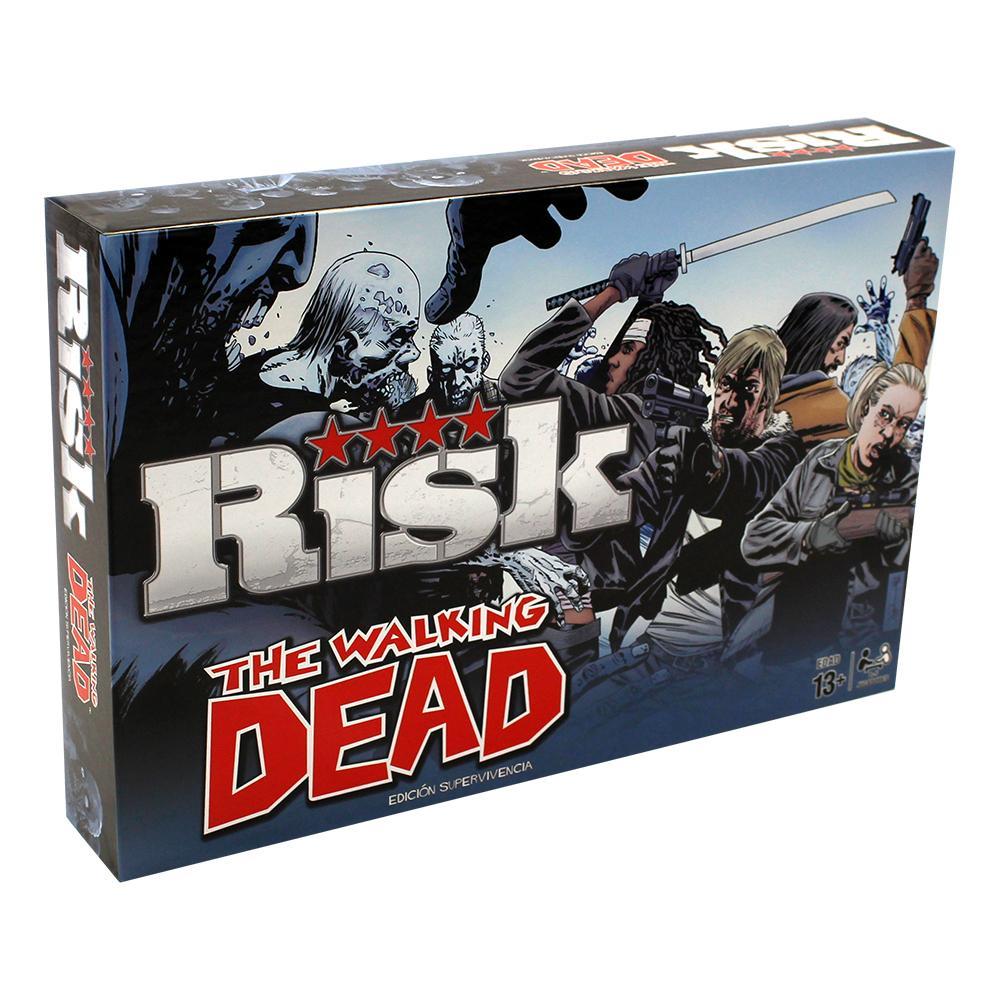 Hasbro Risk The Walking Dead, Miscelanea (81342): Amazon.es: Juguetes y juegos