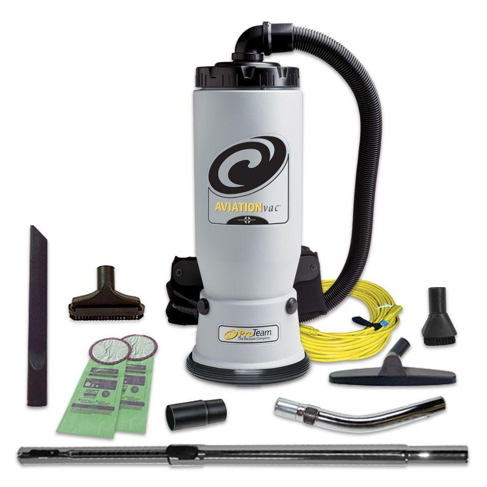 Amazon Com Proteam Commercial Backpack Vacuum