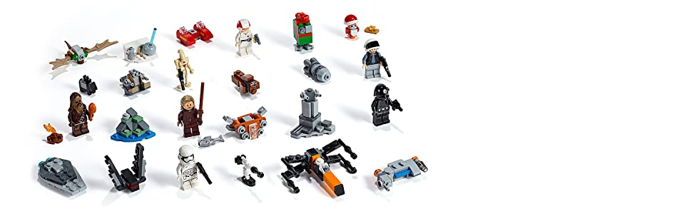 lego star wars 2019 advent calendar 75245. Black Bedroom Furniture Sets. Home Design Ideas