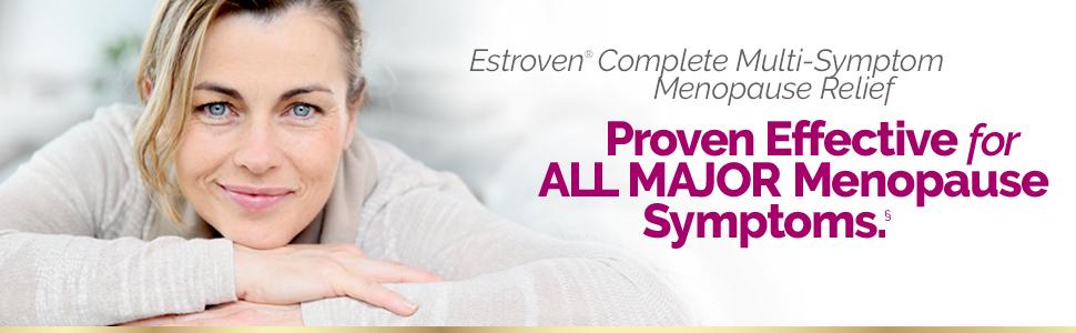 Estroven Complete Multi-Symptom Menopause Relief