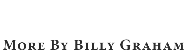 More Billy Billy Graham