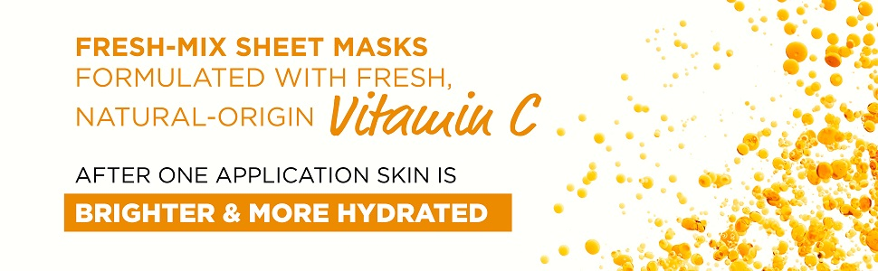 best face sheet mask with vitamin c