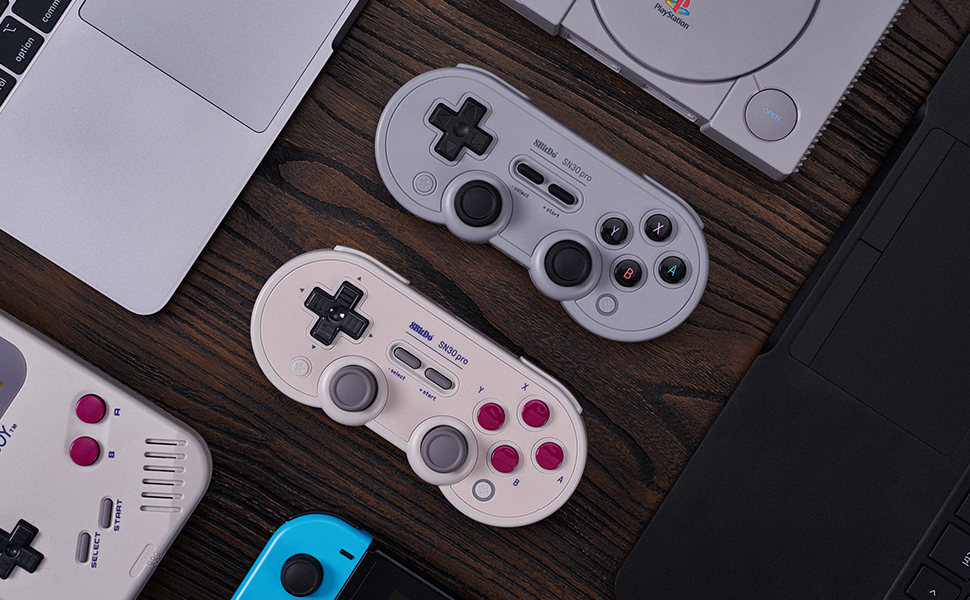 Nintendo Switch controller  PC gamepad Mac OS gamepad gaming Android bluetooth controller