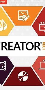 creator nxt 6 - phy