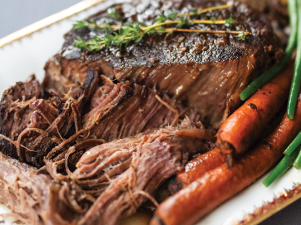 pressure cooker meat, slow cooked meat, braised meat, slow cooked beef, braised beef