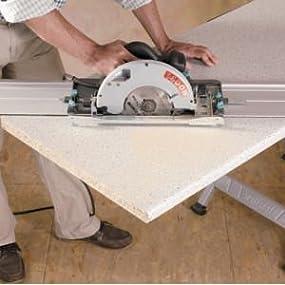 wolfcraft 6910000 guide de scie circulaire bricolage. Black Bedroom Furniture Sets. Home Design Ideas