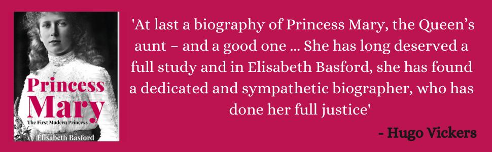 Princess Mary: The First Modern Princess: Amazon.co.uk: Elisabeth Basford:  9780750992619: Books