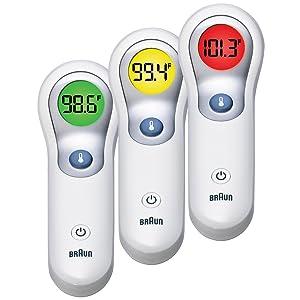 Amazon.com  Braun Digital No-Touch Forehead Thermometer  Health ... c8cb6c3c4913f