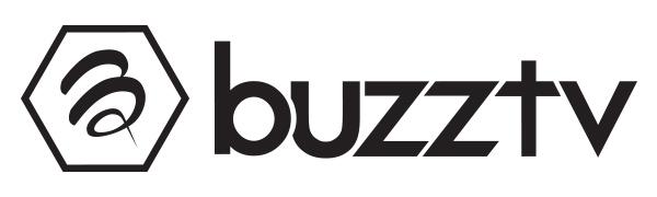 buzztv logo android tv box xpl3000 platinum bundle arq100 remote