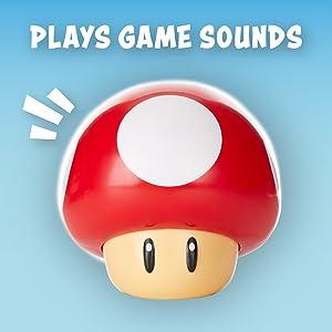 Plays Game Sounds