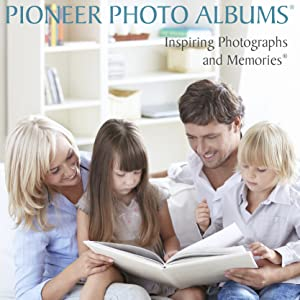 Pioneer Photo Albums Family Sharing Photo