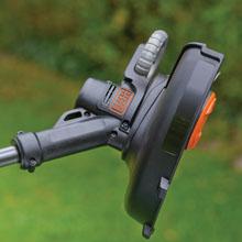 Black+Decker STC1820PC-QW STC1820PC-QW-Cortabordes (Litio, 28 cm, 2 Ah), 18 V