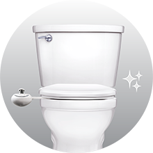 Designed to Fit Any Toilet