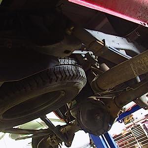 Rubberized Undercoating, Automotive, Collision Repair
