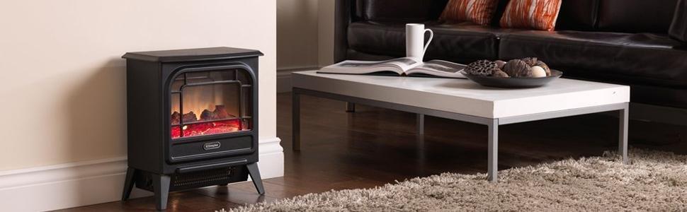 Dimplex ディンプレックス 電気暖炉 ファンヒーター 暖房 炎