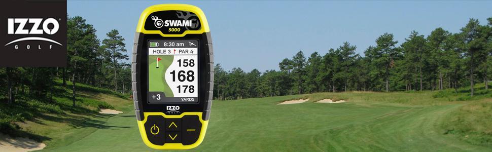 Swami 5000 Golf GPS