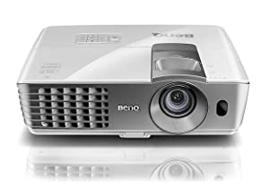 BenQ W1070 - Proyector DLP para Home Cinema , Color Blanco: Amazon ...