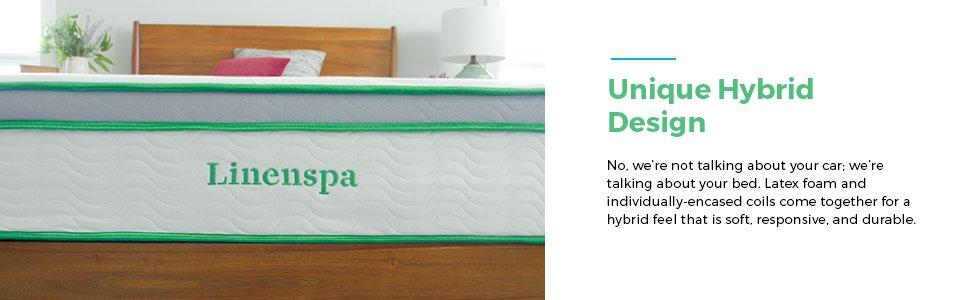 Unique Hybrid Design