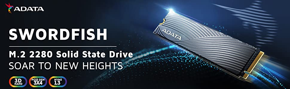 ADATA SWORDFISH SPN-FOR1