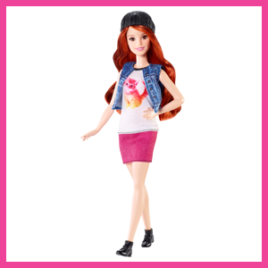 Barbie - Barbie Fashionista