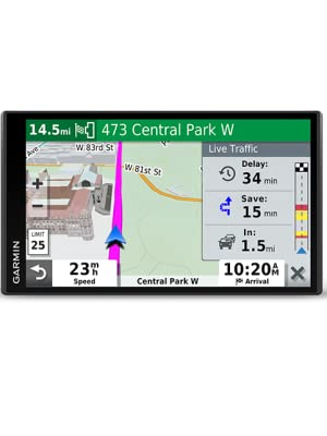Amazon com: Garmin DriveSmart 55 & Traffic: GPS Navigator