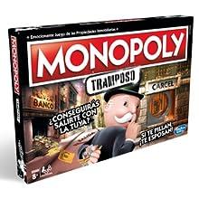 Monopoly- Tramposo (Versión Española) (Hasbro E1871105): Amazon.es ...
