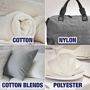 use on many different fabrics