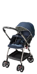 4輪 オート4輪 バギー ベビーカー オプティア 赤ちゃん 振動 吸収