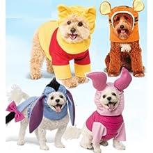 winnie the pooh eeyore piglet tigger pet costumes