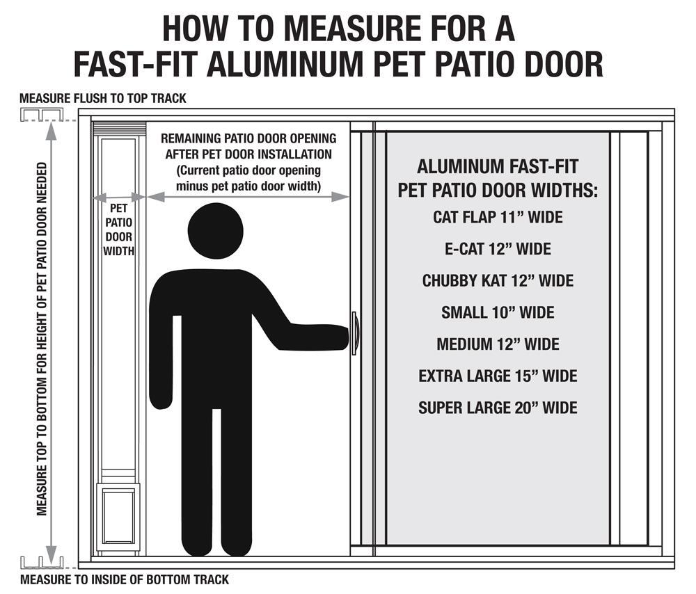 Measure; Pet; Door; Perfect; Ideal