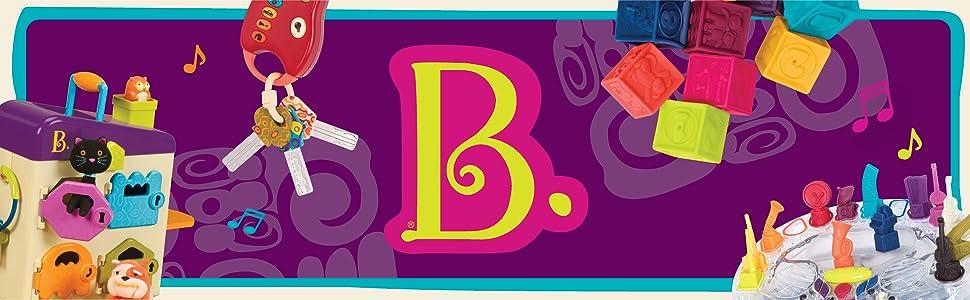 b baby toys, b brand toys, b toys, b you toys, toy keys, key toys, b toys keys, Dexterity Toy