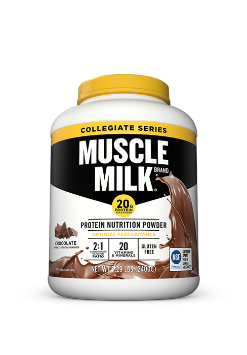 muscle milk collegiate protein powder