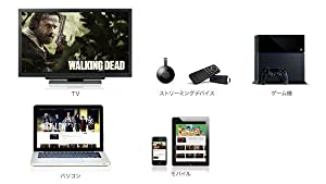 PS3,PS4,iPhone,iPad,FireTVStick,Chromecast,WiiU